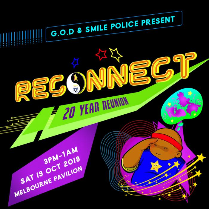 Reconnect: A 20 Year Reunion Party