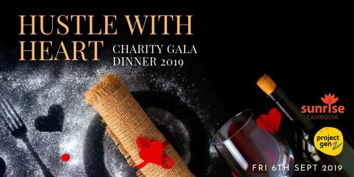 Hustle with Heart Dinner Affair | Charity Gala Dinner