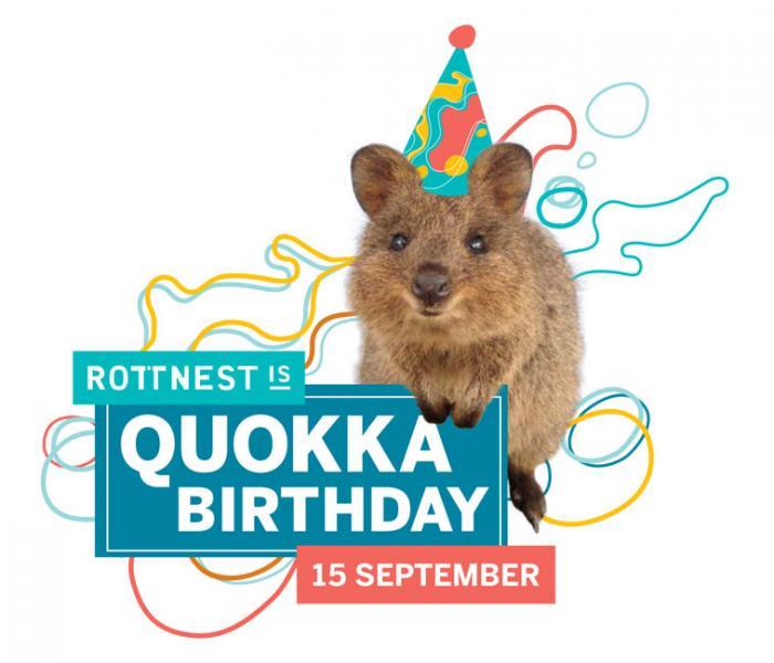 Quokka Birthday 2019
