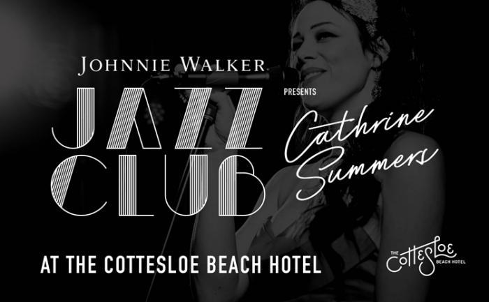 Cathrine Summers: Hot Summers Jazz Cabaret