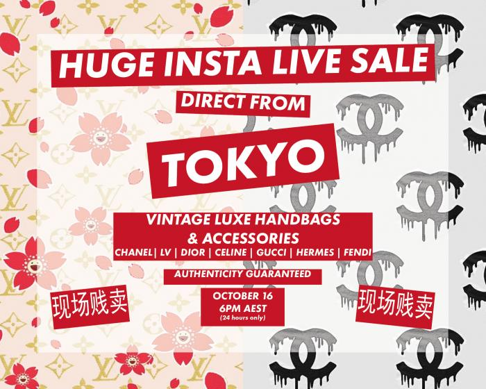 Hawkeye Vintage | Huge Insta Live Sale