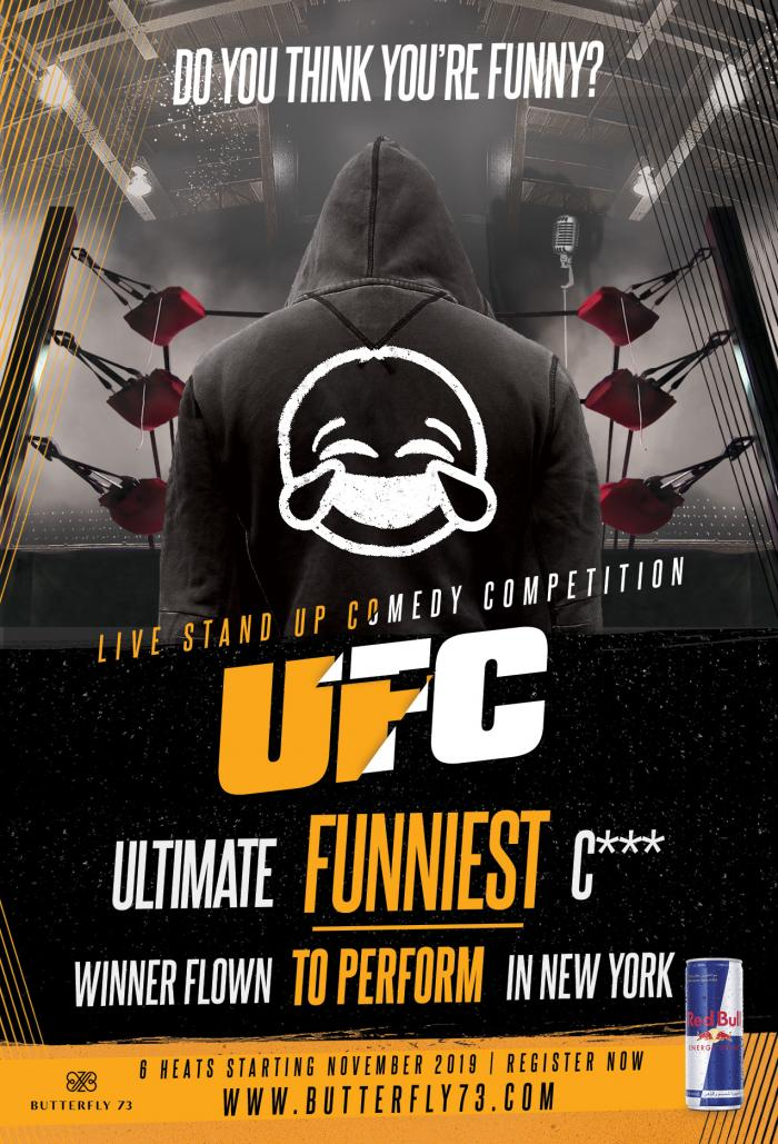 Ultimate Funniest Comedian | Competition