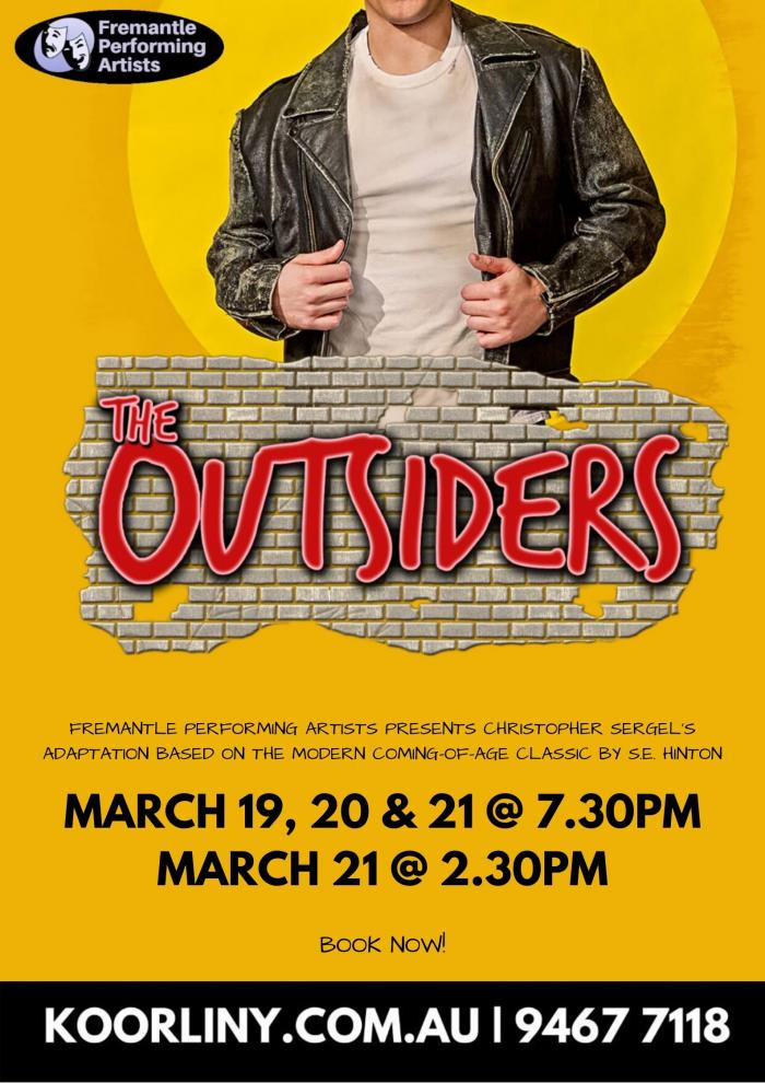 Fremantle Performing Artists: The Outsiders