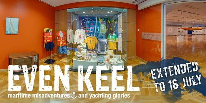 Even Keel Maritime Misadventures and Yachting Glories