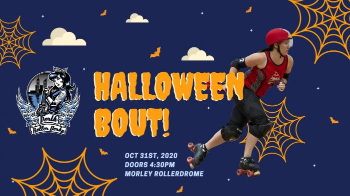 Perth Roller Derby Halloween Bout