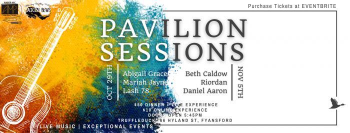 Pavilion Sessions: Live Stream