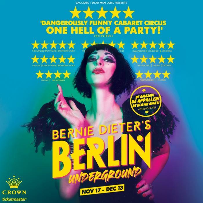 Bernie Dieter's Berlin Underground