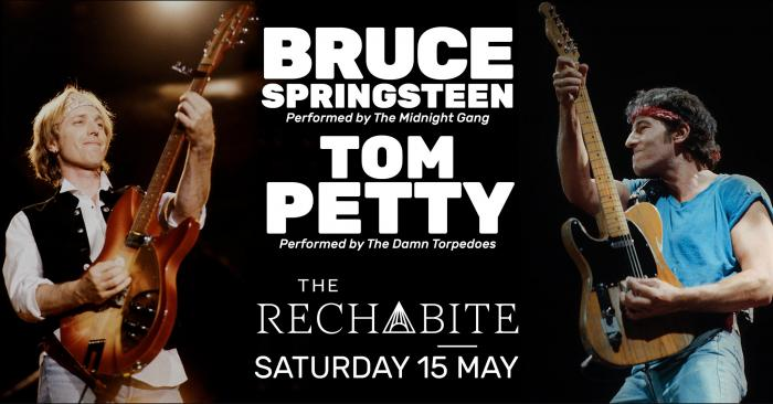 Bruce Springsteen & Tom Petty Tribute