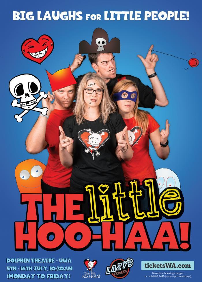 The Little HOO-HAA