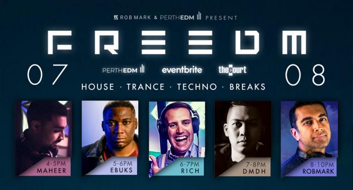 FREEDM: House, Techno, Trance and Breaks