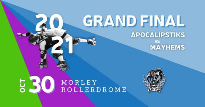 Perth Roller Derby | 2021 Home Season Grand Final