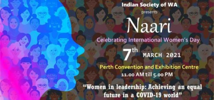 NAARI 2021, Celebrating International Women's Day