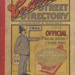 Collins' Street Directory