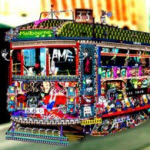 Melbourne Festival Art Trams